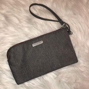 Baggalini Wallet RFID Excellent Condition w/strap